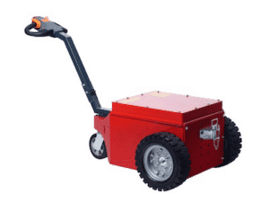 V-Move XL bin mover or dumpster tug with added weight