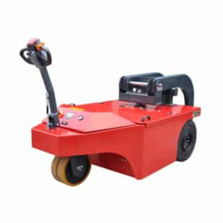 Xerowaste.ca | V-Move 4XL electric tug load mover picture | Industrial tugger