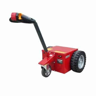 Cuadro motor eléctrico V-Move L | Xerowaste.ca | Transportador de contenedores | Remolcador de basura | Mover carro