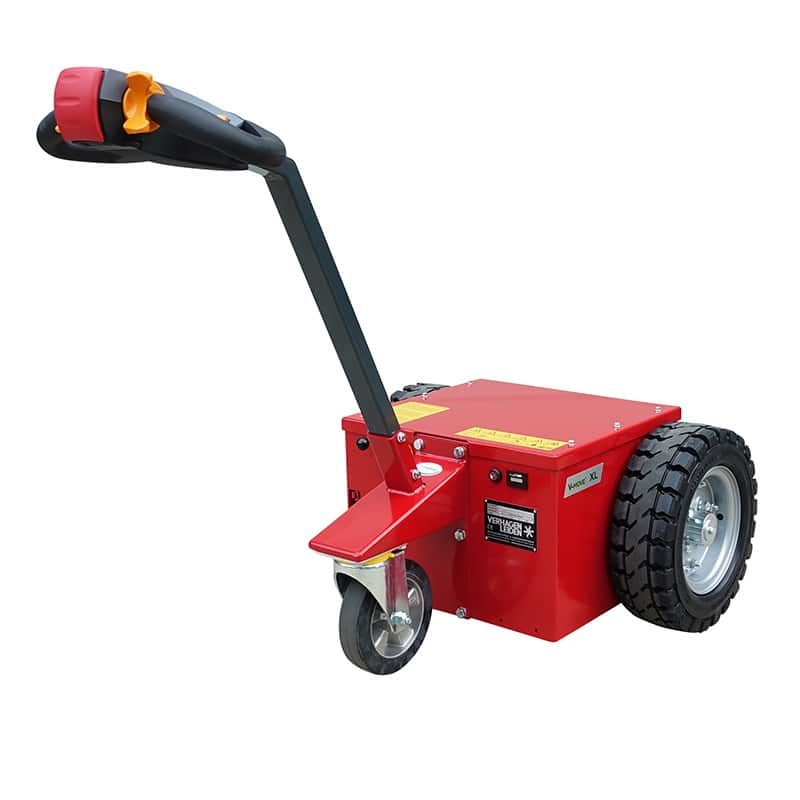 V-Move L electric mover | Xerowaste | Dumpster mover | Waste bin tug | Cart mover