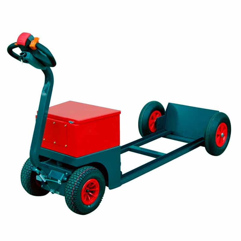 Xerowaste V-Move EDV electric tug - for moving product and equipment