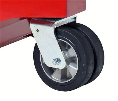 V-Move XL/XL+ electric mover tug double caster wheels | Xerowaste