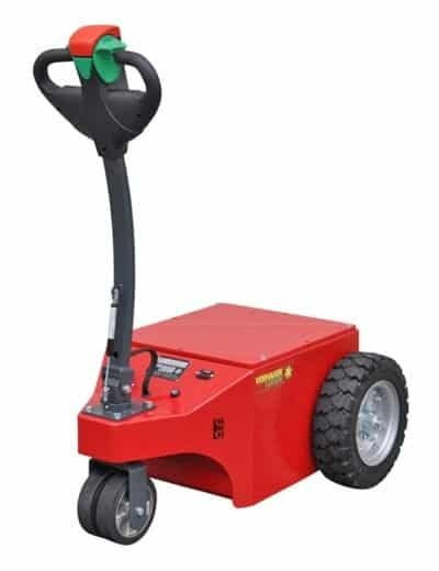 V-Move XL electric mover tug with tilting arm | Xerowaste