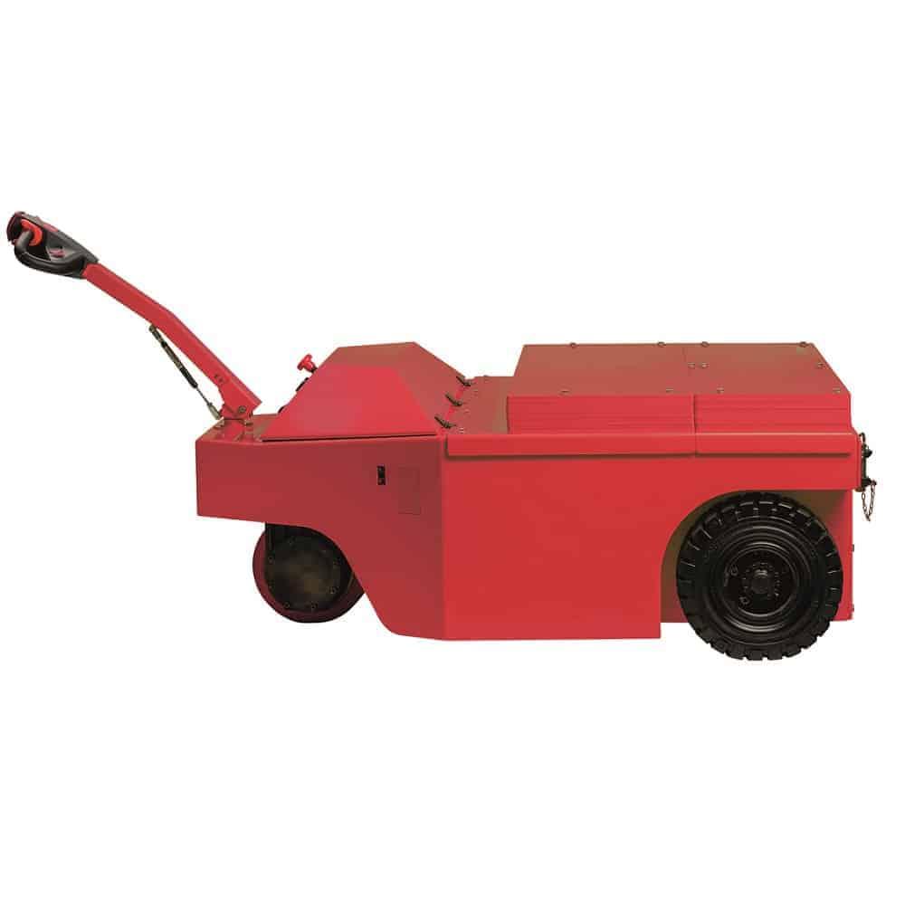 Remorqueur électrique V-Move 3XL | Xerowaste | Remorqueur industriel