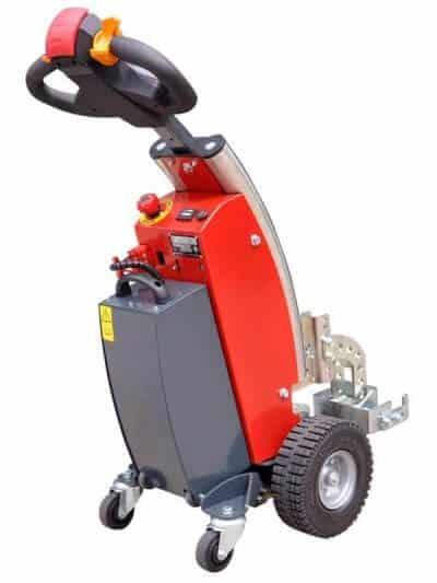 Xerowaste.ca | Remolcador de carro V-Move S | Carro eléctrico con batería | remolcador industrial