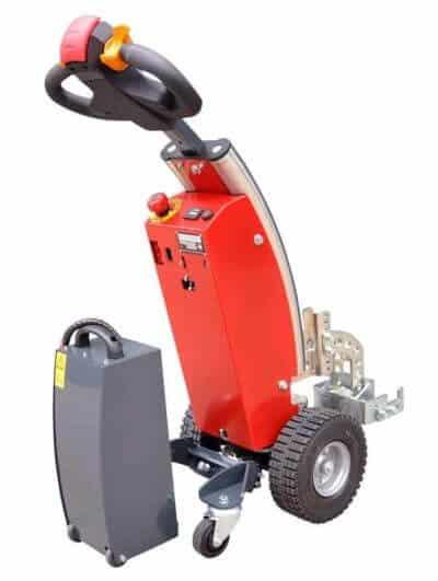 Xerowaste.ca | Paquete de batería extraíble para remolcador de carro V-Move S | Carro eléctrico con batería | remolcador industrial