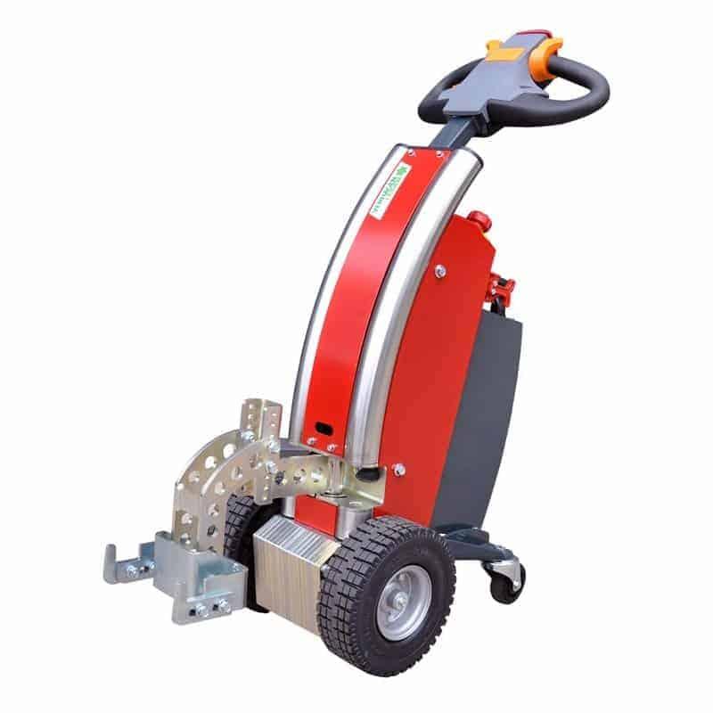 Xerowaste V-Move S tug | cart pulling tug | cart mover