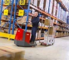 XWS V-Move-1200-warehouse
