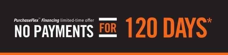 Xerowaste.ca | Tiempo limitado sin pagos por financiamiento de 120 días o oferta de arrendamiento cuando está activo