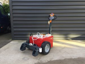 V-Move XL+ cart mover setup
