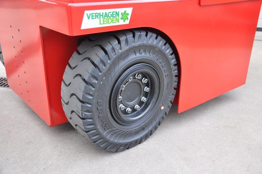 Xerowaste | V-Move 3XL optional tires/wheels
