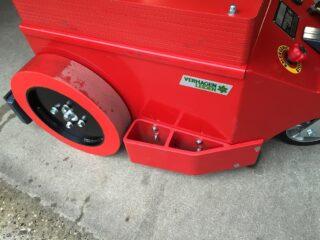 Xerowaste | V-Move XL + avec roues en polyuréthane et guides de roue