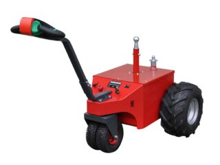 Xerowaste | V-Move XL avec pneus tout-terrain