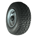 Xerowaste | V-Move pneumatic tires and steel wheels