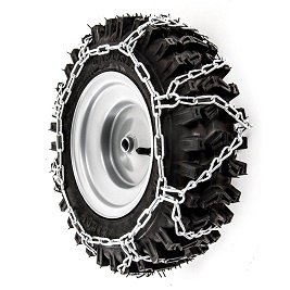 Xerowaste | V-Move tire chain option