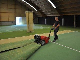 Tapis de sol pour terrain de tennis tirant V-move XL | Xerowaste.ca