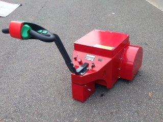 Transporteur électrique V-Move XL avec protège-roues | Xerowaste.ca