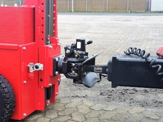 V-move XXL industrial tug nato hitch | Xerowaste.ca