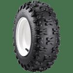 Xerowaste | Carlisle snow hog winter tire option for V-move 650 tow tractor