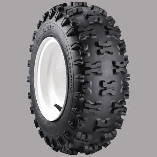 Xérodéchets | Option de pneu d'hiver Carlisle Snow hog pour tracteur de remorquage V-move 650