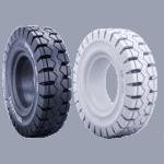 Opción de neumático XP800 en estándar y sin marcas para el transportador de semirremolques v-move 40t | Xerowaste